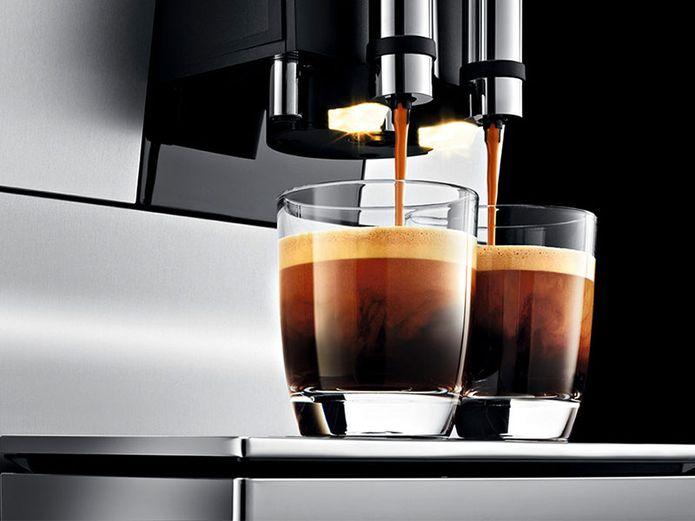 Kaffeevollautomaten von JURA