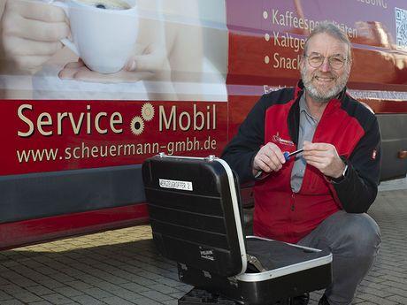 Scheuermann GmbH in Wiernsheim bei Pforzheim