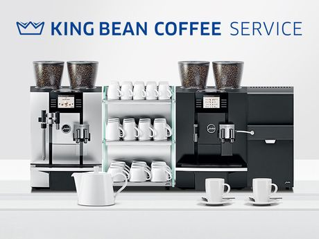 King Bean Coffee Service GmbH in Hamburg