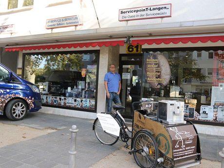 Die Kaffeemaschinendoktoren Frankfurt/Langen