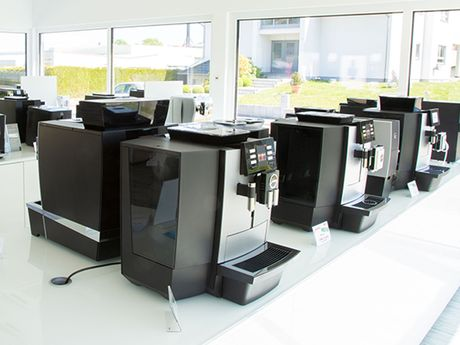 JURA Kaffeevollautomaten bei Scheuermann GmbH in Pforzheim