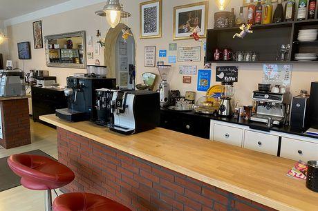 Kaffeebohne Bayern Hallbergmoos