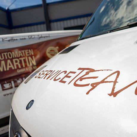 Automaten Martin GmbH & Co. KG in Scheuerfeld