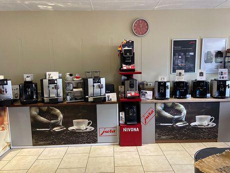 Die Kaffeemaschinendoktoren Frankfurt
