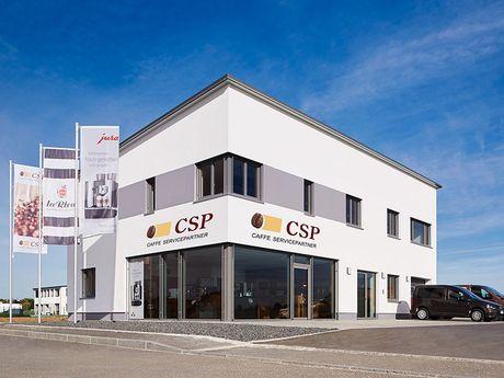 CSP – CAFFE SERVICEPARTNER in Dillingen an der Donau