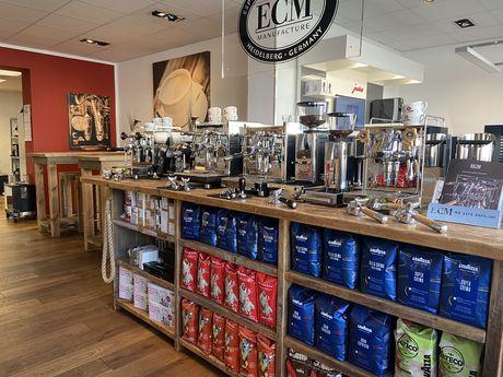 KAFFEE-Erlebnis in Korschenbroich bei Mönchengladbach