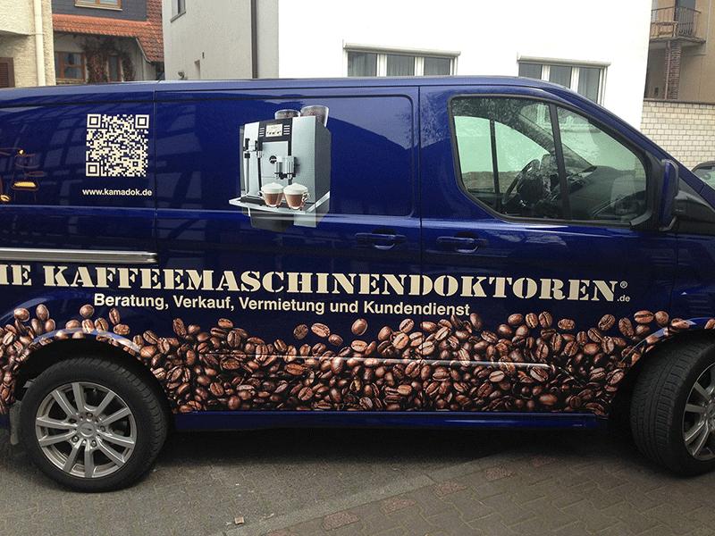 Die Kaffeemaschinendoktoren in Frankfurt