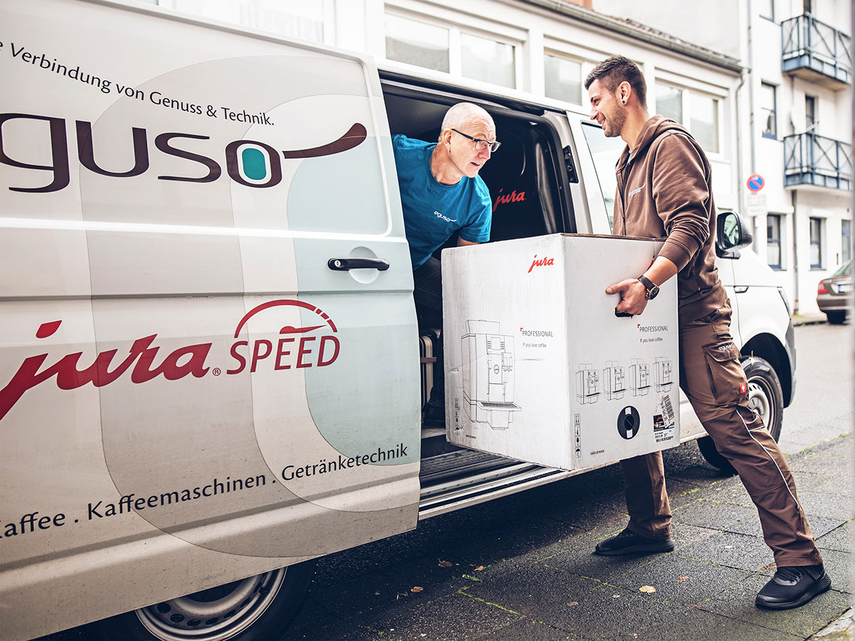 eguso Getränketechnik in Krefeld und Umgebung
