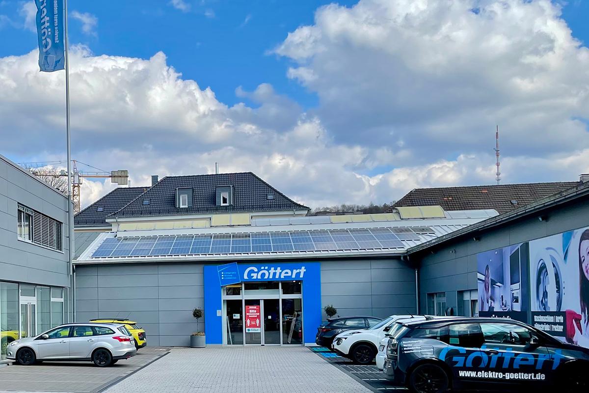 Elektro Göttert GmbH & Co. KG Siegen