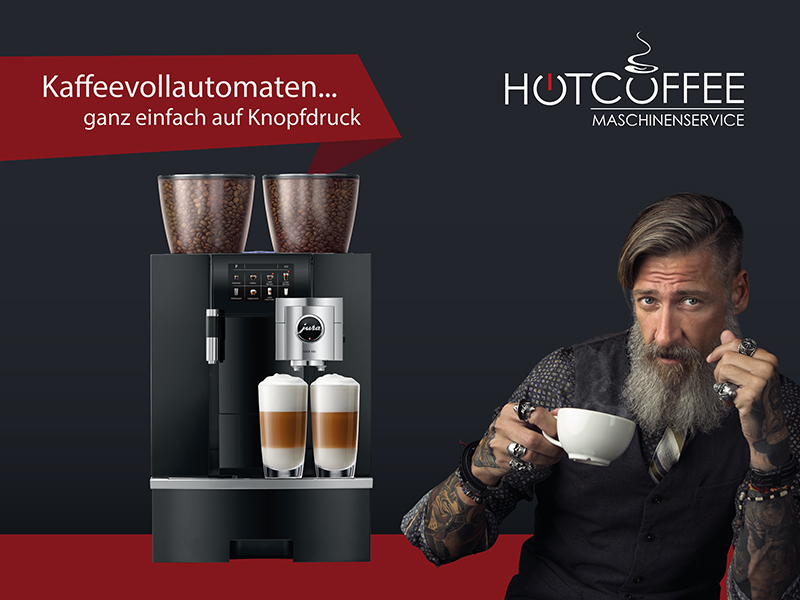 HOTCOFFEE Maschinenservice