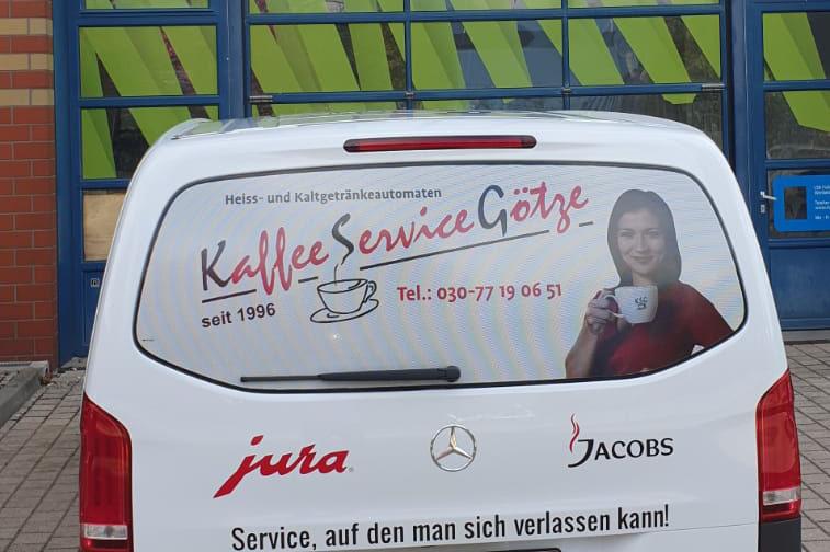 Kaffee Service Götze