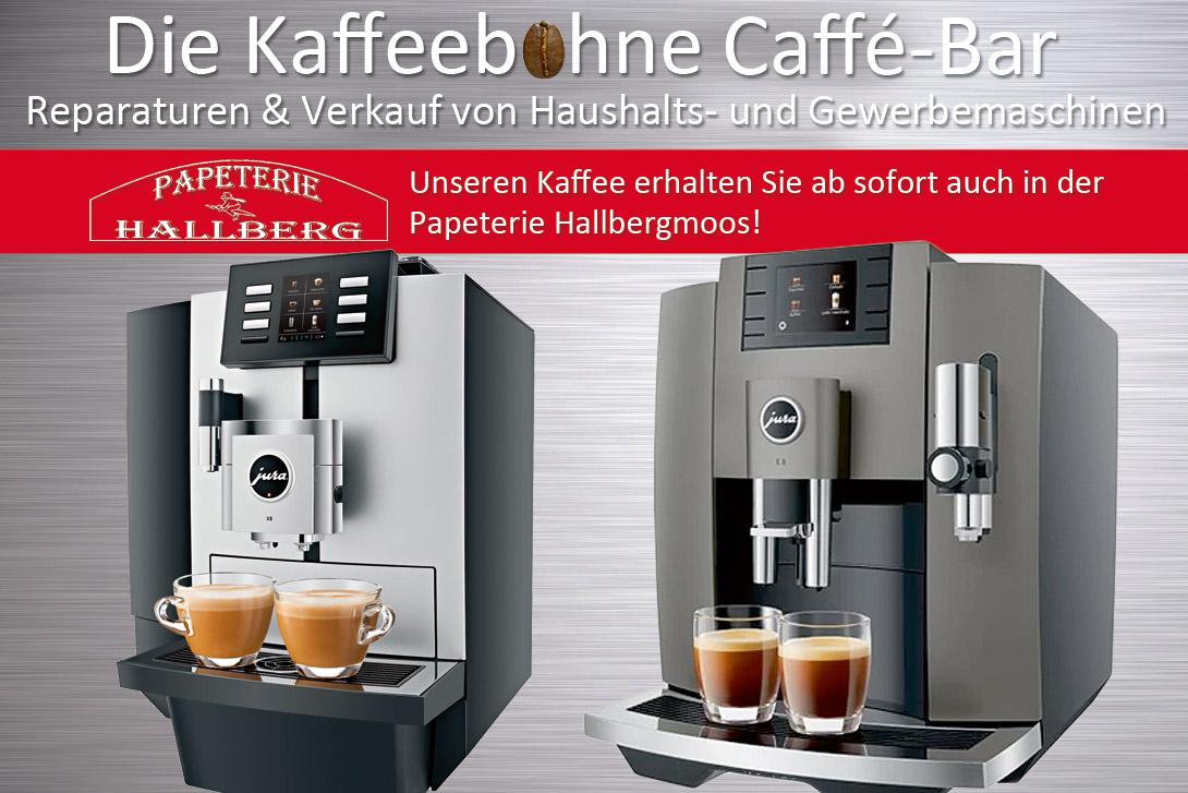 Die Kaffeebohne Bayern Hallbergmoos