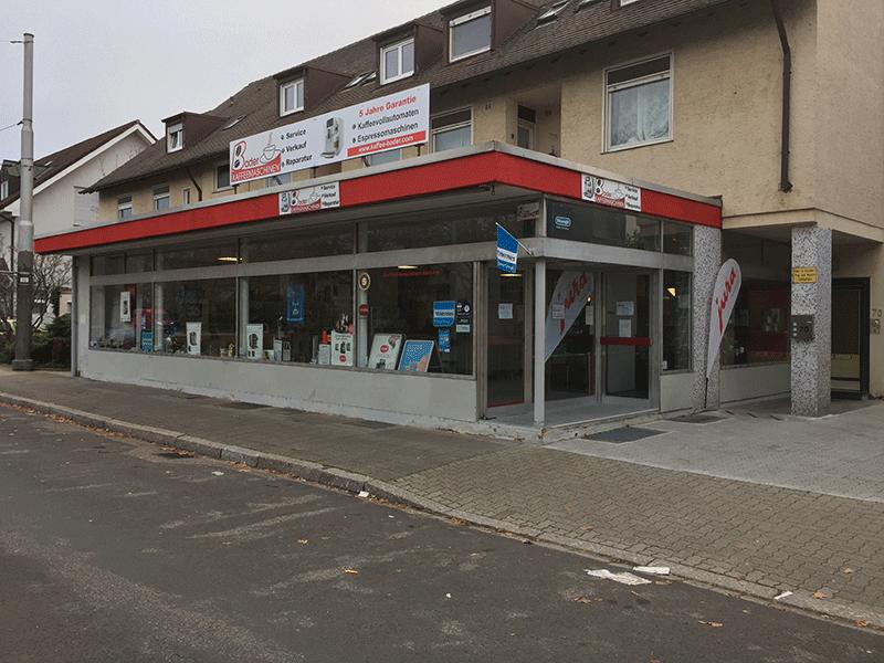 Kaffeemaschinenservice Bader Karlsruhe