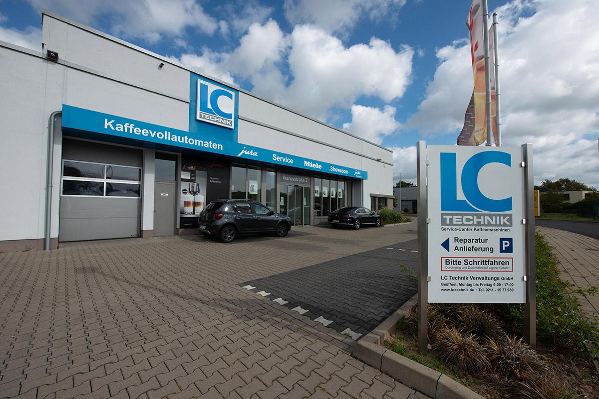 LC Technik Verwaltungs GmbH Düsseldorf