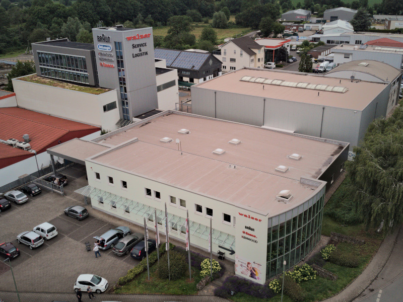 Walzer Elektronik Vertriebsgesellschaft mbH Duisburg